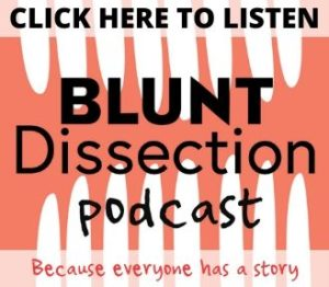 blunt dissection veterinary podcast advert