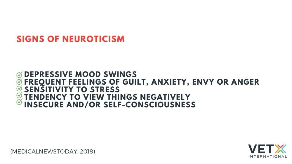 vet personality type